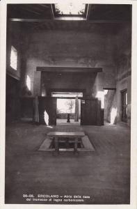 RP; ERCOLANO, Atrio della casa del tramezzo di legno carbonizzato, Napoles, C...