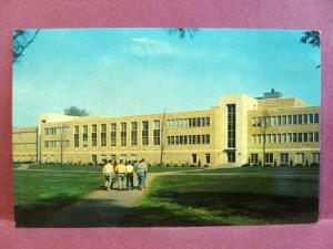 Postcard IN Notre Dame University of Notre Dame Nieuwland Science Hall