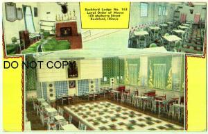 Rockford Lodge No.163 Loyal Order of Moose, Chicago Ill