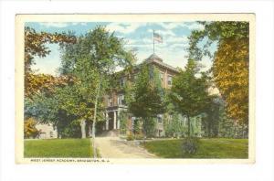 West Jersey Academy, Bridgeton, New Jersey, 1900-1910s