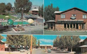 RENO , Nevada , 1950-60s ; Harold's Pony Express Lodge