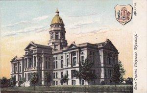 State Capitol Cheyenne Wyoming