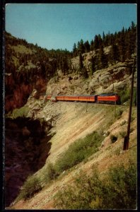 The Olympian Hiawatha,Train,The Milwaukee Road Railroad
