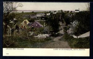 Grand Pre Village,Land of Evangeline,Nova Scotia,Canada