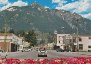 Street Scene , HOPE , B.C. , Canada , 50-70s