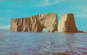 Canada Perce La Gaspere Perce Rock