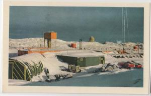 Wilkes, Australian Antarctic