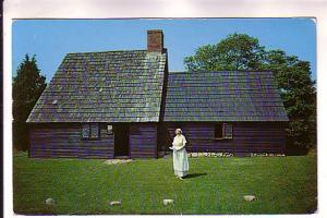 Aptucxet  Trading Post, Gray Gables, Bourne, Massachusetts, Photo Hugh Poisson