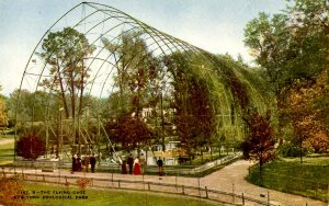 NY - New York City. Zoological Park, The Flying Cage
