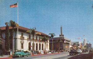 Colorado Boulevard , PASADENA , California, 50-60s