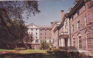 Rhode Island Providence Pembroke College Brown University 1950