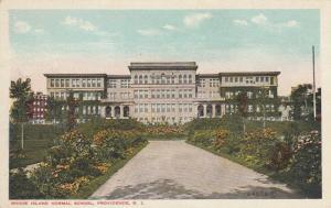 PROVIDENCE , Rhode Island , 1910s ; Normal School