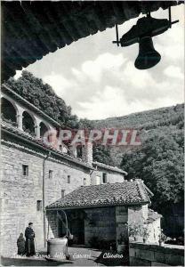 Modern Postcard Assisi Eremo delle Carceri-Chiostro