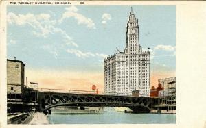 IL - Chicago. Wrigley Building