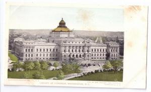 Library of Congress Washington D.C. UDB c. 1904