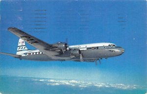 PAA's new super six clipper Airplane 1954