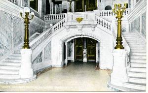 NY - Binghamton. Security Mutual Building, Lobby