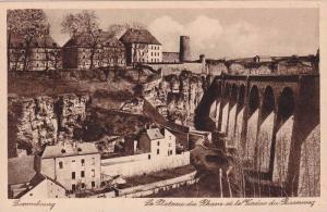 Les Tours Du Rham, Luxembourg, 1910-1920s