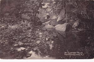 At Clinton Falls, NEWFOUNDLAND, New Jersey, PU-1909