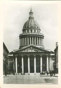 France, Paris, Pantheon, Photo