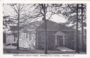 Pennsylvania Health House, Tamassee D.A.R. School, South Carolina, 10-20s
