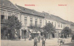 Sátoraljaújhely , Borsod-Abaúj-Zemplén Hungary , 00-10s #11