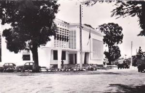 RP, Palais De l'Assemblee Territoriale Du Gabon, Libreville, Gabon, Africa, 1...