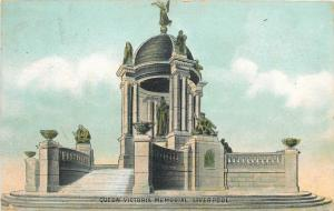 Queen Victoria Memorial Liverpool