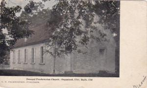 Pennsylvania Lancaster Donegal Presbyterian Church 1915