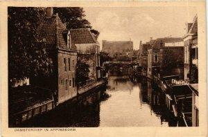 CPA APPINGEDAM Damsterdiep NETHERLANDS (705966)