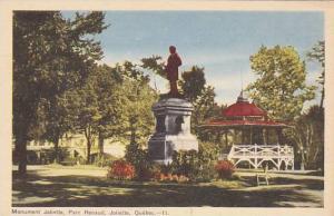 Monument Joliette, Parc Renaud, Joliette, Quebec, Canada, 1910-1920s