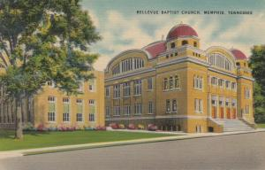 MEMPHIS , Tennessee, 30-40s ; Bellevue Baptist Church