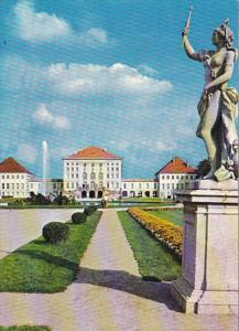Germany Muenchen Nymphenburg Castle 1977
