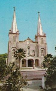 KEY WEST , Florida , 50-60s ; St Mary's Star of the Sea Roman Catholic Church
