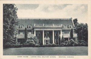 Virginia Bristow Guset House Linton Hall Military School Albertype