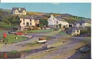 Cornwall Postcard - Port Gaverne - Ref 15613A