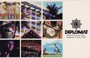 Florida Hollywood Diplomat Resort & Country Clubs