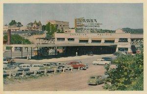 NANAIMO , British Columbia, Canada, 50-60s; Ferry Terminal