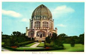 Illinois  Wilmette , The Baha'i House of Worship