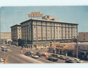 Pre-1980 SAN DIEGO HOTEL AND SHOPS San Diego California CA ho5295