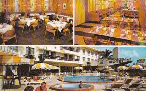 Florida Miami Skyways Motel And Restaurant With Pool