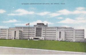 Texas Big Spring Veterans Administration Hospital