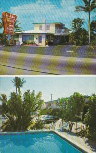 Florida Pompano Beach Holiday Gardens Motel Swimming Pool