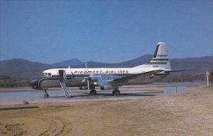 Piedmont Airlines YS-11A In Roanake Virginia