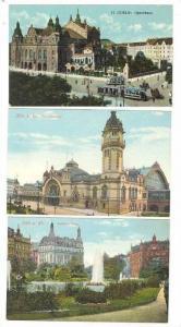 3PCs,Different Views Of Koln a. Rh/Coeln,Germany,00-10s