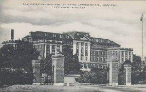 Kentucky Lexington Administration Building Vetrans Administration Hospital Ar...