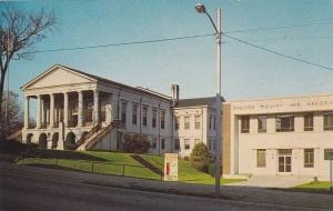 Exterior,  County Courthouse and War Memorial Building, Chester, South Caroli...