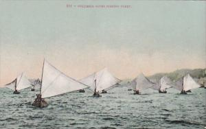 Columbia River Fishing Fleet Oregon