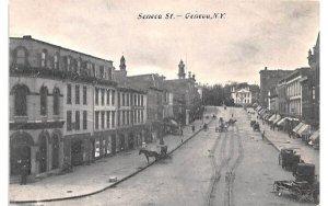 Seneca Street Geneva, New York