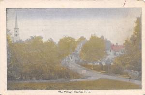Dublin New Hampshire~The Village~1920s Frank Swallow Postcard